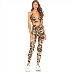 Beach Riot Piper Leopard Print Leggings